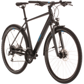 Cube Nature Allroad, iridium/blue